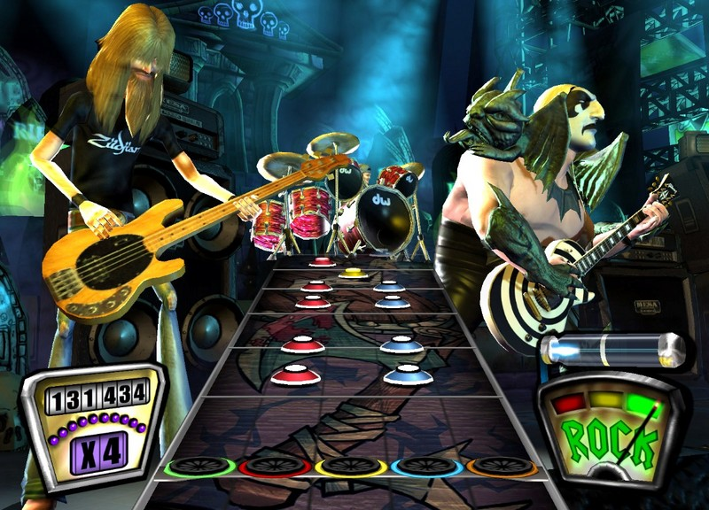 Guitar Hero 2: Standalone Software  for Xbox 360 image