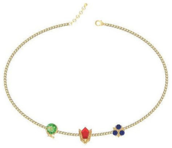 The Legend of Zelda Collar Choker