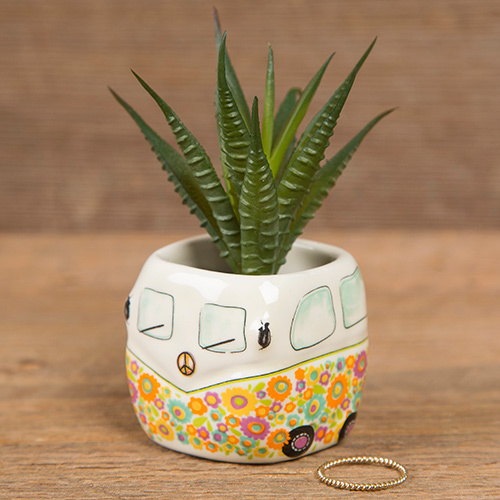 Natural Life: Critter Succulent - Van