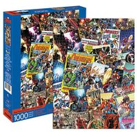 Marvel: 1,000 Piece Puzzle - Avengers Collage image