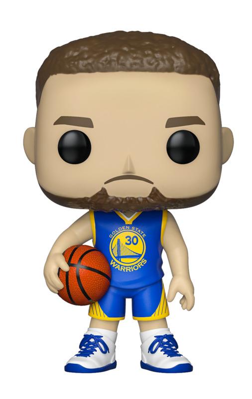 NBA: Warriors - Stephen Curry (Alt Jersey) Pop! Vinyl Figure