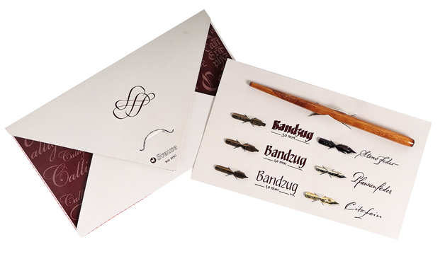 Brause: Calligraphy & Writing Set