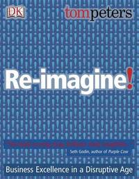 Re-imagine by Tom Peters image