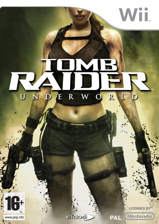 Tomb Raider: Underworld for Nintendo Wii image