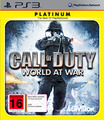 Call of Duty: World at War (Platinum) for PS3