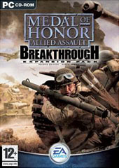 Medal Of Honor: Allied Assault Breakthrough for PC Games
