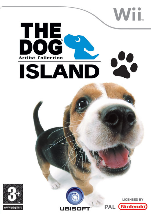 The Dog Island for Nintendo Wii
