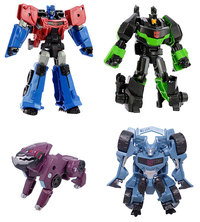 Transformers Adventures: Autobot VS Decepticon Set