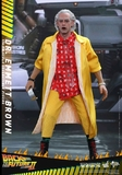 "Back To The Future - Dr Emmett Brown - 12"" Collectible Figure"