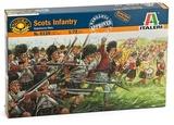 Italeri: 1:72 Scots Infantry - Model Kit