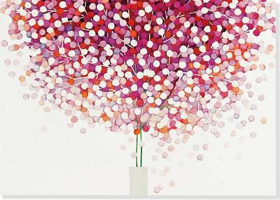 Lollipop Tree Note Cards (14 Cards/Envelopes)