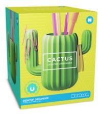 Mustard: Cactus Desktop Organiser image