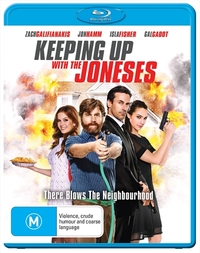 Keeping Up With The Joneses on Blu-ray image