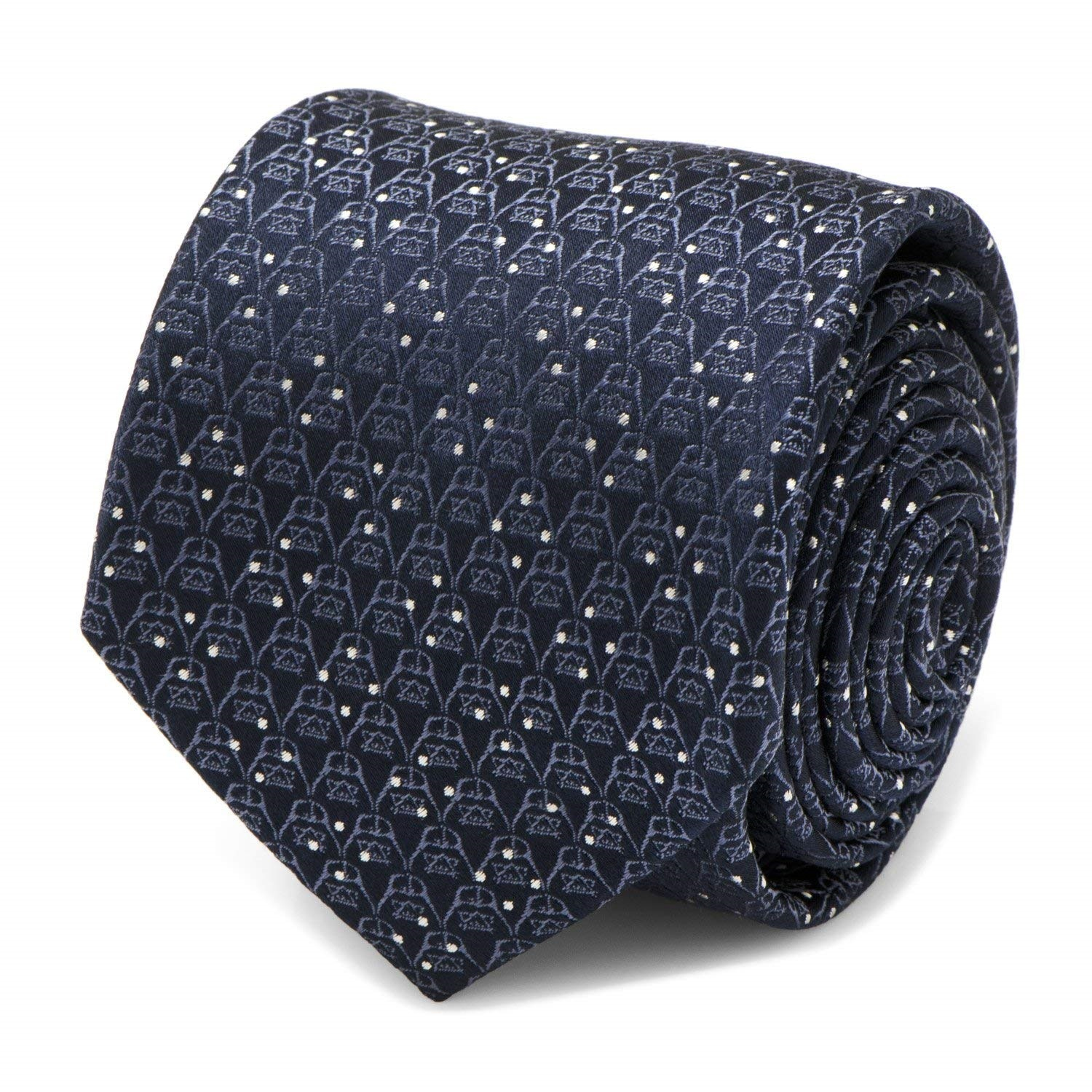 Darth Vader (Navy) - Diamond Dot Tie image