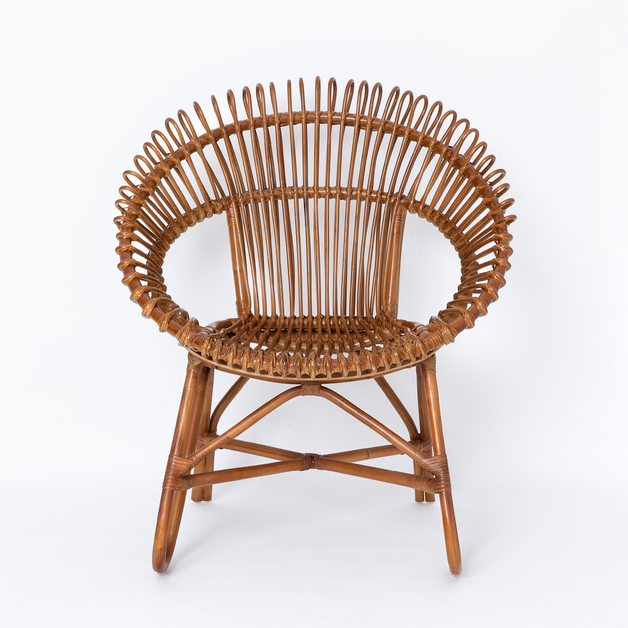 Kubu Chair Round