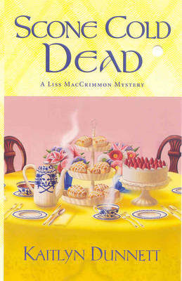 Scone Cold Dead by Kaitlyn Dunnett image