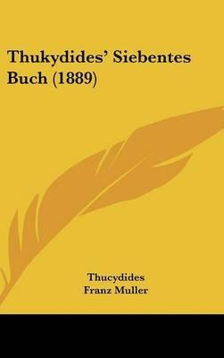 Thukydides' Siebentes Buch (1889) by . Thucydides image