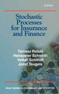 Stochastic Processes for Insurance and Finance by Tomasz Rolski image