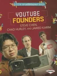Steve Chen Chad Hurley Jawes Karim by Anastasia Suen