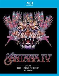 Santana IV - Live At The House Of Blues, Las Vegas on Blu-ray