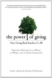Power of Giving by Azim Jamal