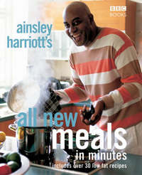 Ainsley Harriott's All New Meals in Minutes by Ainsley Harriott image