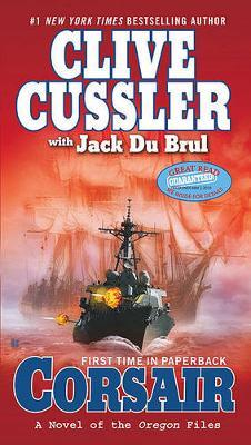 Corsair (Oregon Files #6) by Clive Cussler image