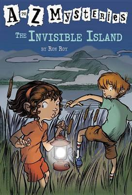 The Invisible Island by Ron Roy