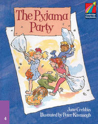 The Pyjama Party ELT Edition by June Crebbin image