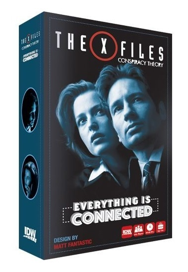 The X Files: Conspiracy Theory - Everything is Connected