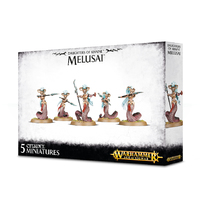 Warhammer Age of Sigmar: Daughters of Khaine, Melusai