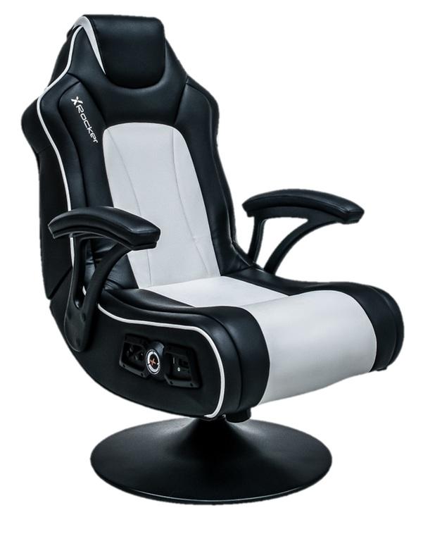 X Rocker Torque 2.1 Pedestal Gaming Chair for