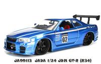 Jada 1/24 Jdm Skyline GT-R Diecast Model