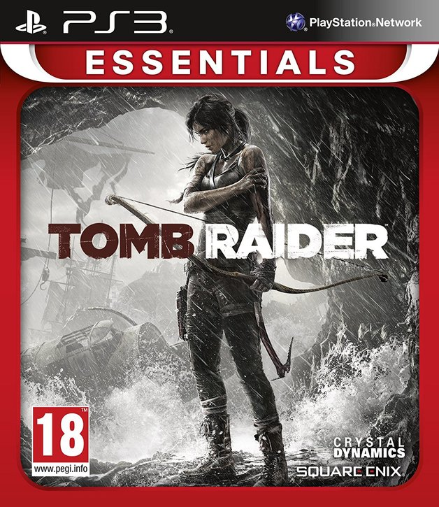 Tomb Raider (PS3 Essentials) for PS3