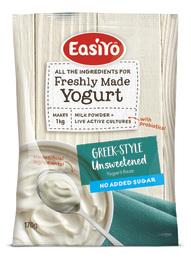 EasiYo Everyday Range Yogurt Base - Greek Style