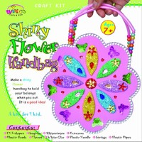 Fun Factory: DIY Flower Handbag - Craft Kit