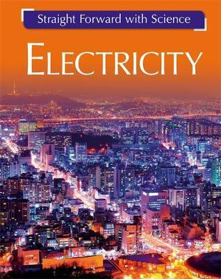 Straight Forward with Science: Electricity by Peter Riley image