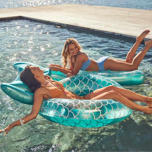 Sunnylife: Luxe Lie-On Float - Mermaid