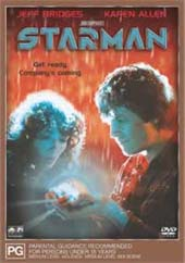 Starman on DVD