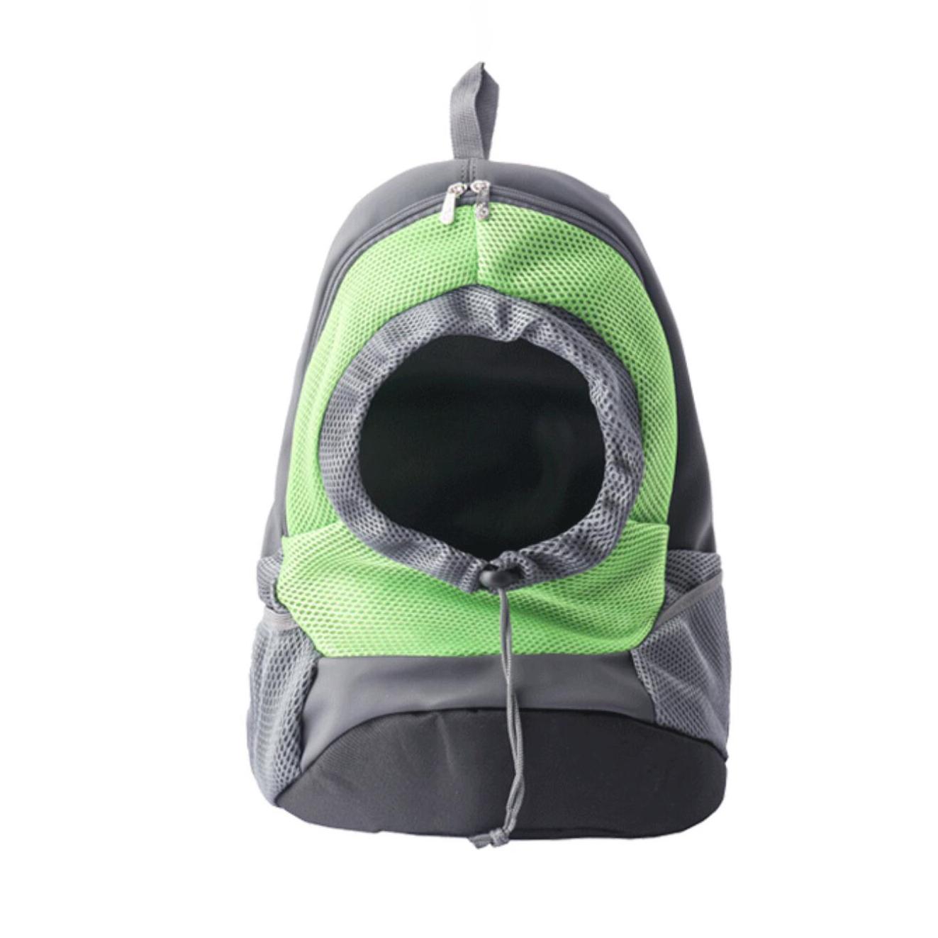 Ape Basics: Dog Travel Chest Bag - Green image