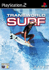 Transworld Surfing for PlayStation 2