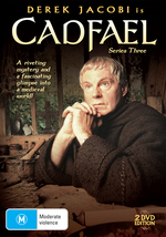 Cadfael - Series 3 (2 Disc Set) on DVD