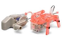 Tamiya 4-legged Walking Robot with Wind-up Generator Kit