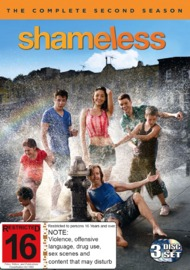 Shameless - The Complete Second Season DVD