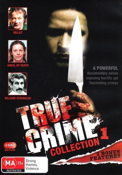 True Crime Collection 1 on DVD