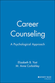 Career Counselling by Elizabeth B. Yost image