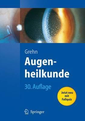 Augenheilkunde by Franz Grehn image