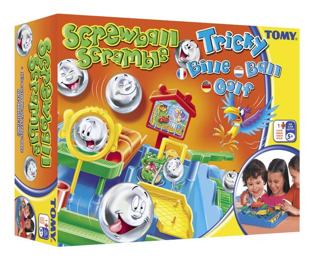 Screwball Scramble - Board Game