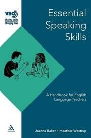 Essential Speaking Skills by Joanna Baker
