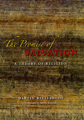 The Promise of Salvation by Martin Riesebrodt image